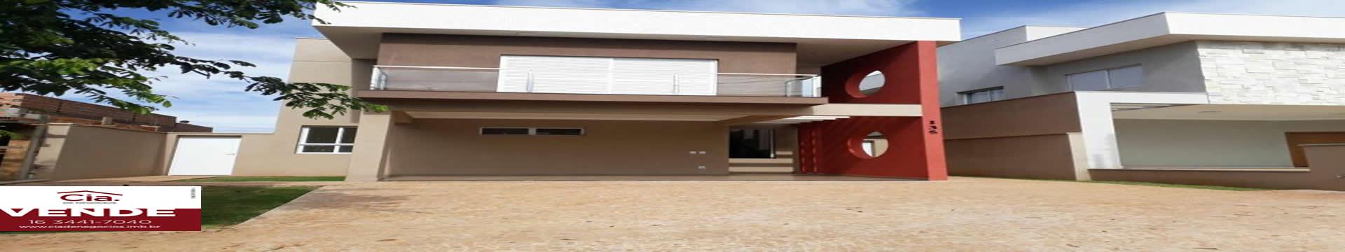 Cia de Negócios - Imobiliária em Ribeirão Preto - Casa - Bonfim Paulista - Rib Preto
