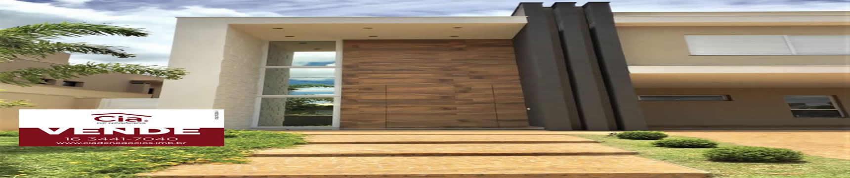 Cia de Negócios - Imobiliária em Ribeirão Preto - Casa - Recreio das Acácias - Ribeirão Preto
